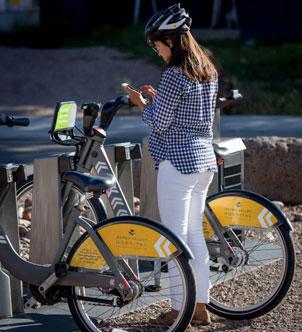 Movimiento en Bici 4