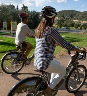 Movimiento en Bici 2