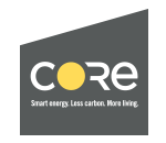 CORE - WE-cycle sponsor logo