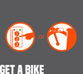 Get a Bike WE-cycle