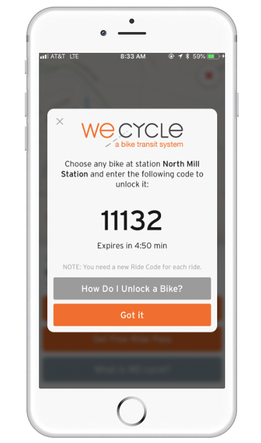 Transit Ride Code