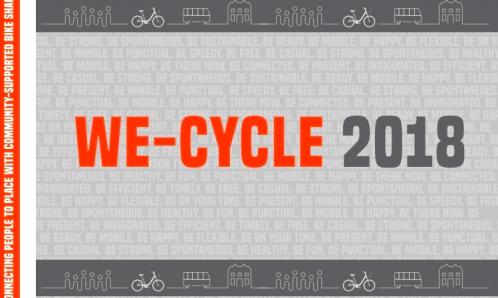 2018 WE-cycle Annual Report