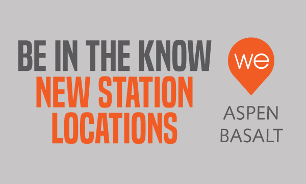 Be in the Know: New Station Locations