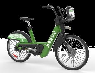 WE-cycle ebike