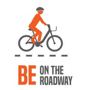 Rules of the Road: BE on the roadway