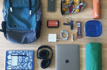 WE-cycle bag contents